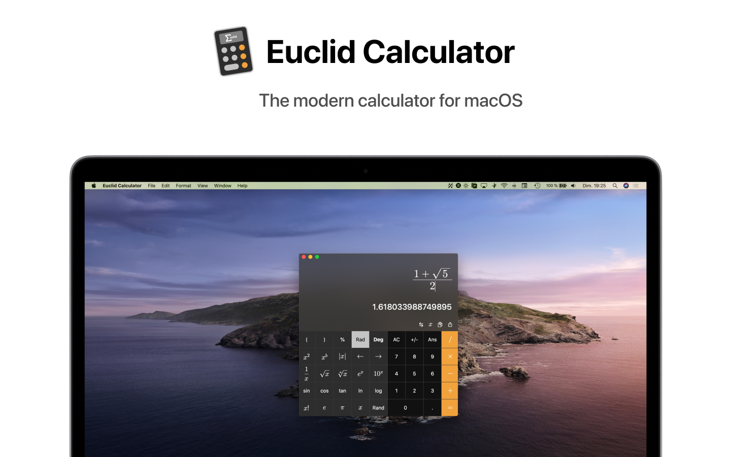 Cover Image for Euclid Calculator